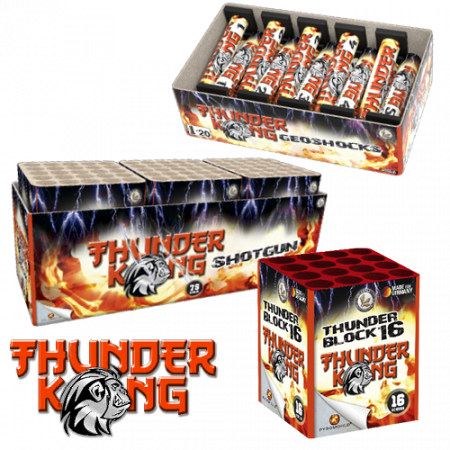 Thunder Kong Series